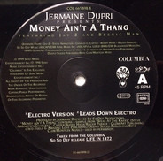 Jermaine Dupri Featuring Jay-Z - Money ain't a Thang