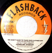 Jermaine Stewart - we don't have to take our clothes off