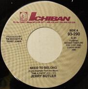 Jerry Butler - Need to Belong