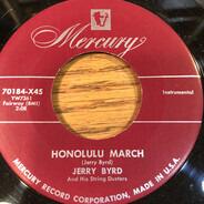 Jerry Byrd - Honolulu March