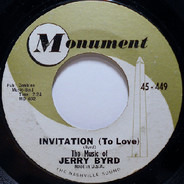 Jerry Byrd - Invitation (To Love)