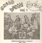 Jerry Dove, Rex & Herb, Del Lavon - Grand Daddy's Rockin' Vol. 1