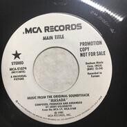Jerry Goldsmith - Music From The Original Soundtrack 'Masada'