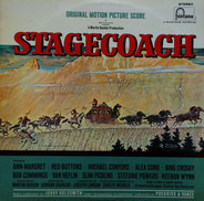 Jerry Goldsmith - Stagecoach (Original Motion Picture Score)