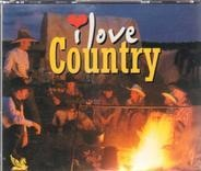 Jerry Reed / Conway Twitty a.o. - I Love Country