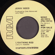 Jerry Reed - lightning rod