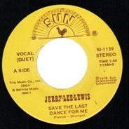 Jerry Lee Lewis - Save The Last Dance For Me / Am I To Be The One