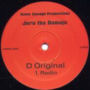 Jeru The Damaja - D. Original