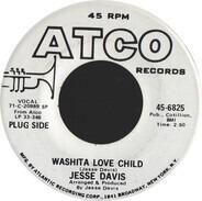 Jesse Ed Davis - Washita Love Child / Reno Street Incident