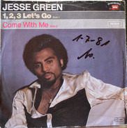 Jesse Green - 1, 2, 3, Let's Go / Come With Me
