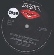 Jessica Williams / The Simon Orchestra - Queen Of Fools (Re-Mix)