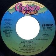 Jigsaw - Love Fire / Mystic Harmony
