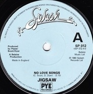 Jigsaw - No Love Songs