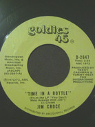 Jim Croce - Time In A Bottle / It Doesn't Have To Be That Way