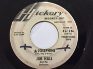 Jim Hall And His Orchestra - Josephine / Sparkling Burgundy