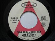 Jim & Jesse - Yonder Comes A Freight Train / Banderilla