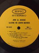 Jim & Jesse - Saluting The Louvin Brothers