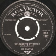 Jim Reeves - Welcome To My World / My Juanita