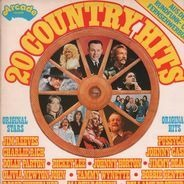 Jim Reeves / Charlie Rich / Dolly Parton a.o. - 20 Country Hits