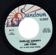 Jim Ford - Harlan County / Changin' Colors