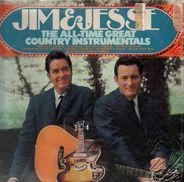 Jim & Jesse - The All-Time Great Country Instrumentals