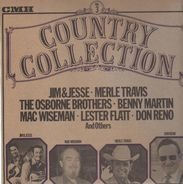Jim & Jesse, Merle Travis, Benny Martin,.. - Country Collection Vol. 3