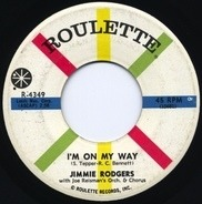 Jimmie Rodgers - I'm On My Way / Every Time My Heart Sings