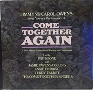 Jimmy & Carol Owens - Come Together Again (A New Musical Experience In Worship And Commitment)