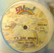 Jimmy Castor - It's Just Begun