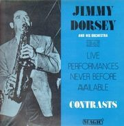 Jimmy Dorsey And His Orchestra - Contrasts 1945