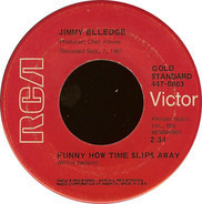 Jimmy Elledge - Funny How Time Slips Away / Please Love Me Forever