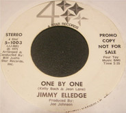 Jimmy Elledge - One By One