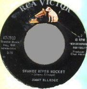 Jimmy Elledge - Send Me A Letter / Swanee River Rocket