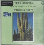 Jimmy Giuffre - Western Suite