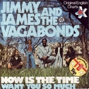 Jimmy James And The Vagabonds, Jimmy James & The Vagabonds - Now Is the Time