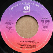 Jimmy James & The Vagabonds - I Am Somebody