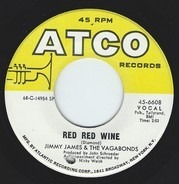 Jimmy James & The Vagabonds - Red Red Wine