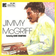 Jimmy McGriff Featuring Hank Crawford - Jimmy McGriff Featuring Hank Crawford