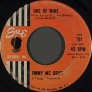 Jimmy McGriff - One Of Mine / Broadway