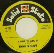 Jimmy McGriff - Charlotte / A Thing To Come By