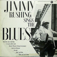 Jimmy Rushing - Sings The Blues