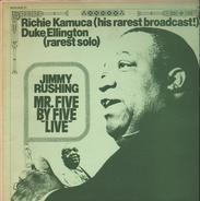 Jimmy Rushing - Mr. Five By Five 'Live'
