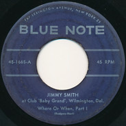 Jimmy Smith - Where Or When
