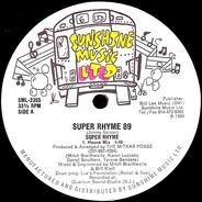 Jimmy Spicer - Super Rhyme 89