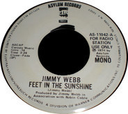 Jimmy Webb - Feet In The Sunshine