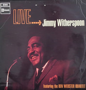 Jimmy Witherspoon - Live
