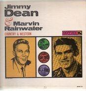 Jimmy Dean, Marvin Rainwater - Country & Western