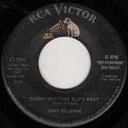 Jimmy Elledge - Funny How Time Slips Away / Hey Jimmy Joe John Jim Jack