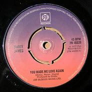Jimmy James - You Made Me Love Again / Dreams
