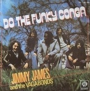 Jimmy James & The Vagabonds - Do The Funky Conga